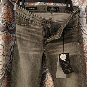Authentic pair of Lucky Brand jeans